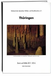Buch Thüringer Höhlen