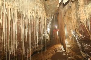 Westteil_Suedgang der Höhle