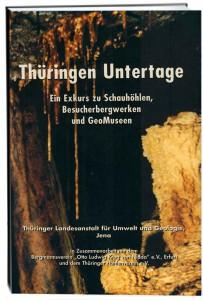 Buch Thüringen unter Tage